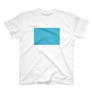 ドット絵モアイくん T-shirts