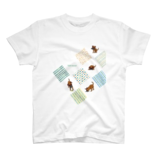 HAPPY HOLIDAY T-shirts