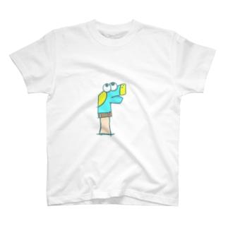 くつへび丸 T-Shirt