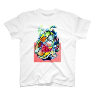 どりゃどりゃドリアン T-Shirt