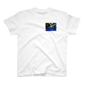 星の人 T-shirts