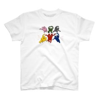 くまどんズTシャツ T-shirts
