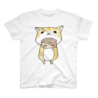 小鉄とねこかん T-shirts