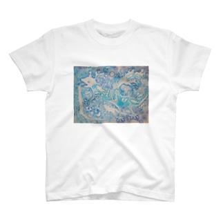 壁らくがき04 T-shirts