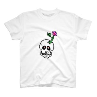 なえどこどくろ T-shirts