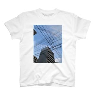 ひもとつき T-shirts