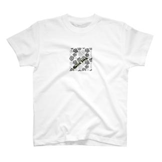 俊足b T-shirts
