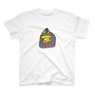 変な生き物 Tシャツ
