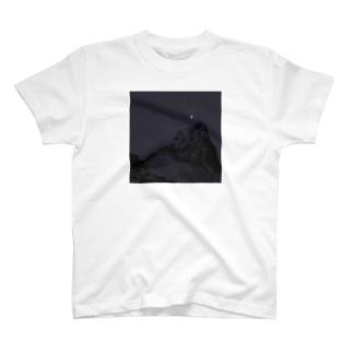 槍の夜空 T-shirts
