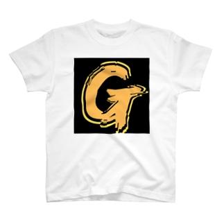 GロゴTシャツ 1st T-shirts