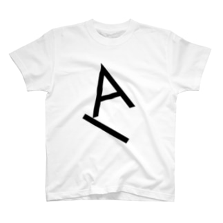 Type Gravity - A T-shirts
