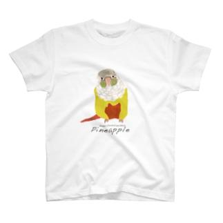 ウロコインコ P T-shirts