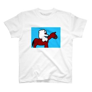 わたがし君 T-shirts