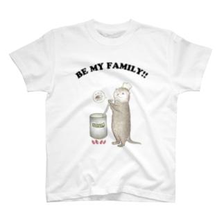 ファミティー T-shirts