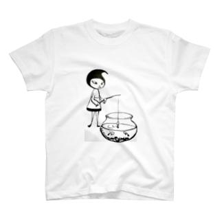 Pixlast(Ramil〈ラミル〉)釣りver. T-shirts