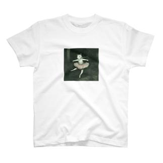 バレエ(くるみ割り人形) T-shirts