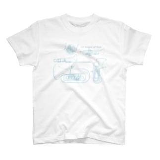 音楽ってすばらしい! T-shirts
