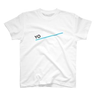YO(線と) T-shirts