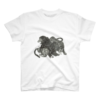 Black Cats T-shirts