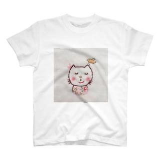ねむりねこさんのTシャツ T-shirts