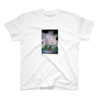 春のみてぃふぉちゃん T-shirts