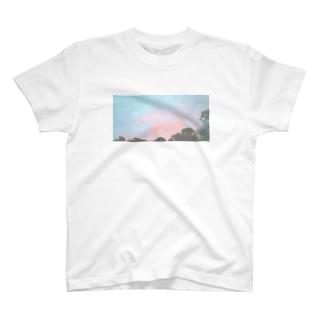 夕焼けゾラ T-shirts