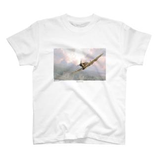 スピットファイア T-shirts