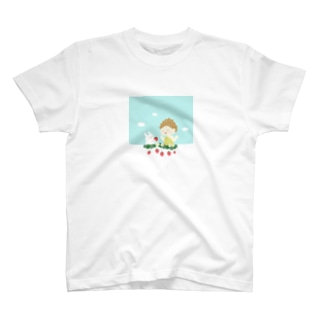 いちご狩りなほとけさま T-shirts