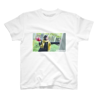 HANAFUBUKI-赤いヤカン T-shirts