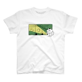 幽体遭遇 T-Shirt