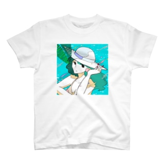 summer - girl T-shirts