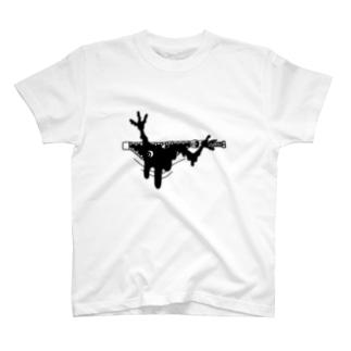ファスナーモンスター T-shirts