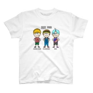 ジャンクフード/ファッション T-shirts