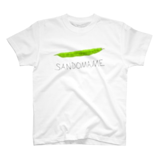 三度豆 T-shirts