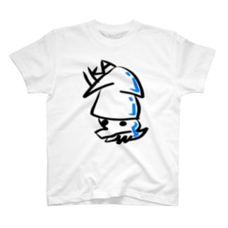 イカくんタコくん T-shirts