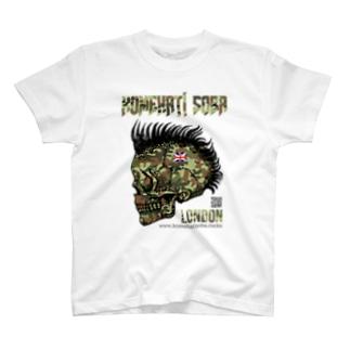 迷彩ロンドン支店 T-shirts