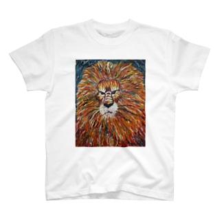 ライオン T-shirts