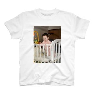 つ様悪巧みTシャツ T-shirts