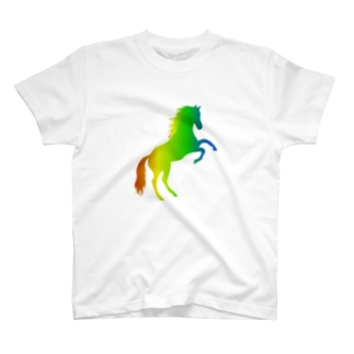 虹馬 T-shirts