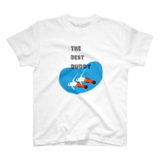 バディとおそろい ハタタテハゼ T-Shirt