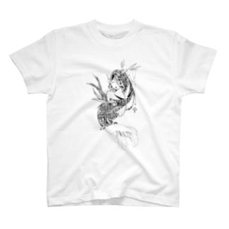 にんぎょのおみまい T-shirts