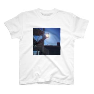 BRILLANT BLUE T-shirts