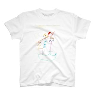 「久しぶりやなあ」 T-shirts