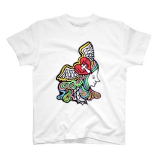 I LOVE JESUS T-shirts