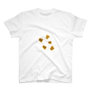 将棋駒たち T-shirts