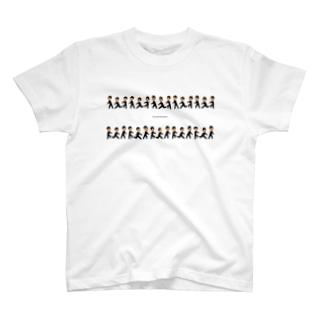 ヒロ_01 T-shirts