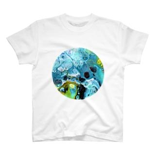 セル フルイド T-Shirt