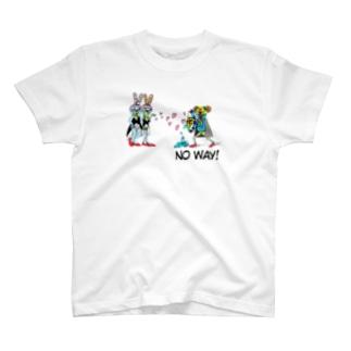 NO WAY! T-shirts