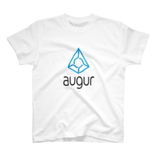 仮想通貨 AUGUR T-shirts