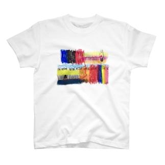 あなたとわたし T-shirts